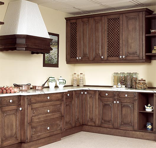 Roseban cocinas rusticas - Cocinas amuebladas modernas ...