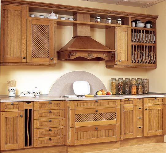 Pin cocinas clasicas modernas rusticas banos bajo encimera for Cocinas integrales clasicas